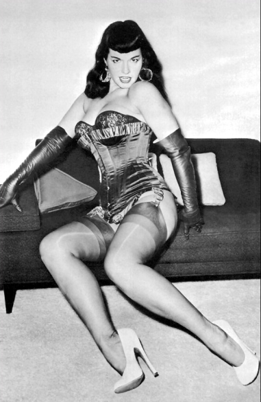 Betty Page Photos: BETTY PAGE Passes Away At Age 85