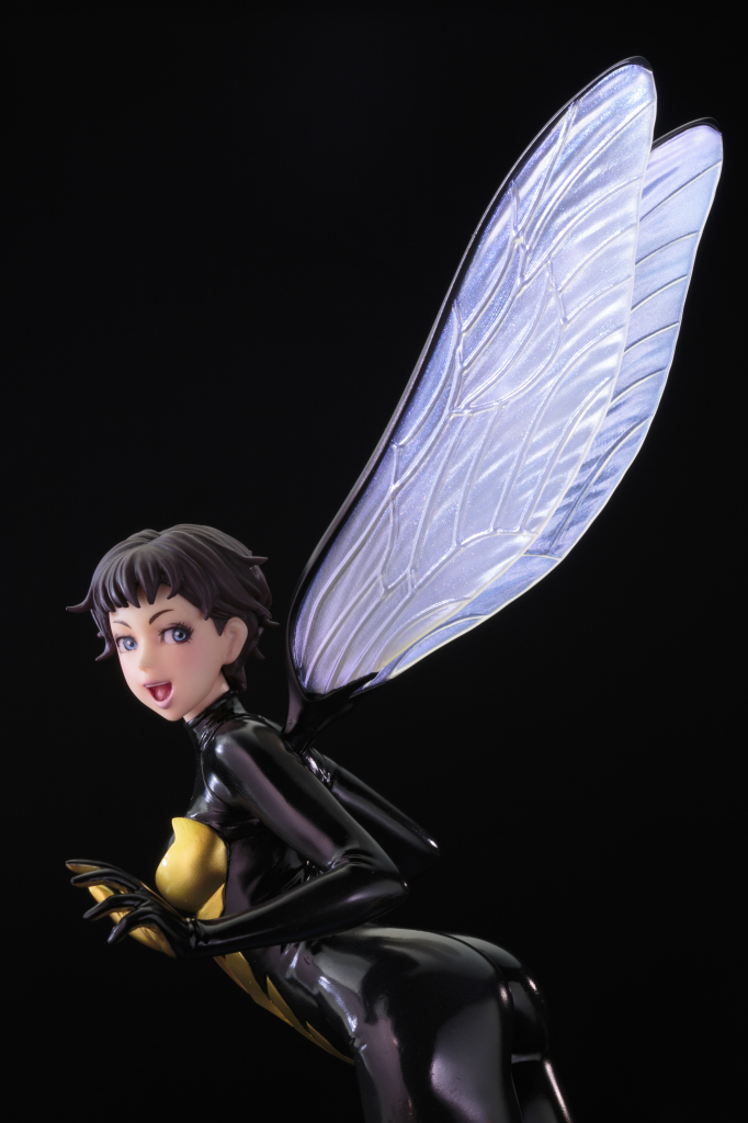 946010a75da MARVEL COMICS WASP BISHOUJO STATUE - Alternative Mindz