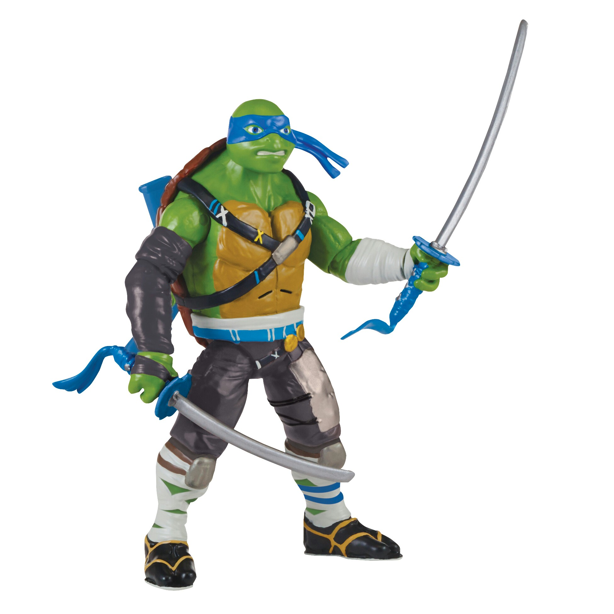 Teenage Mutant Ninja Toys : Teenage mutant ninja turtles come out of the shadows with